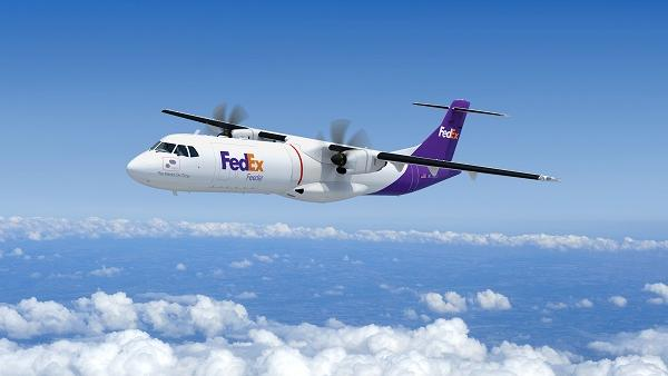 Memphis Based Fedex Express To Purchase Up To 50 New Atr 72 600f
