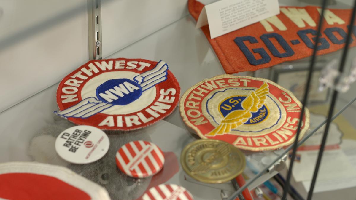 Resultado de imagen para northwest airlines history center