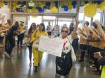 Hundreds show up for opening day festivities at Ikea Jacksonville
