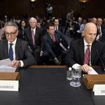 Interim Equifax CEO tells Senate that credit-locking app is on its way