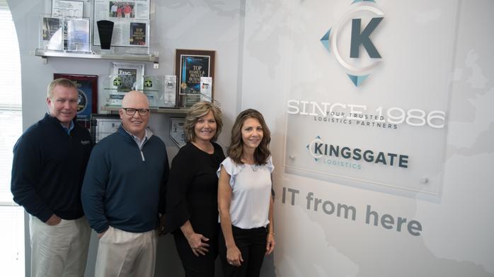Business of the Year spotlight: Kingsgate Transportation (Customer Service)