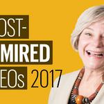 Meet the <strong>Bay</strong> Area's Most Admired CEOs for 2017