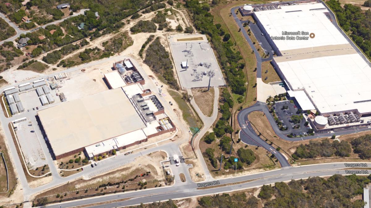 Microsoft Corp Buys Chevron Corp S Data Center In San