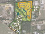 Massive mixed-use neighborhood planned near Shelby Farms Park