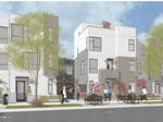 New apartments planned on lot near Broadway