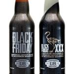 Lakefront Brewery will offer two — count 'em — two <strong>Black</strong> Friday beers