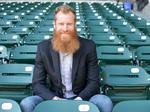 How former Timber Nat Borchers became the best-known beard in real estate