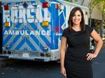 How the founder of NORCAL Ambulance smooths the ride for health care clients