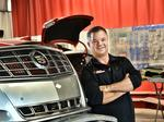 A decade ago, his goal was one body shop. Now he has five