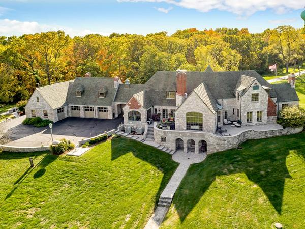 Home of the Day: Take a Peek at a Fortress of Luxury