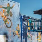 Photos: Artists add color and culture with new murals for San Jose walls