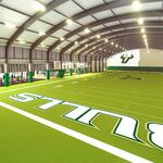 USF plans $40M on-campus football complex (Renderings) (Video)