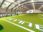 USF plans $40M on-campus football complex (Renderings)