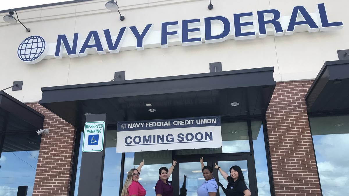 Navy Federal Credit Union to open first Houston branches - Houston