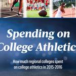 Ranked: Where area colleges place in $12.1 billion in athletics spending