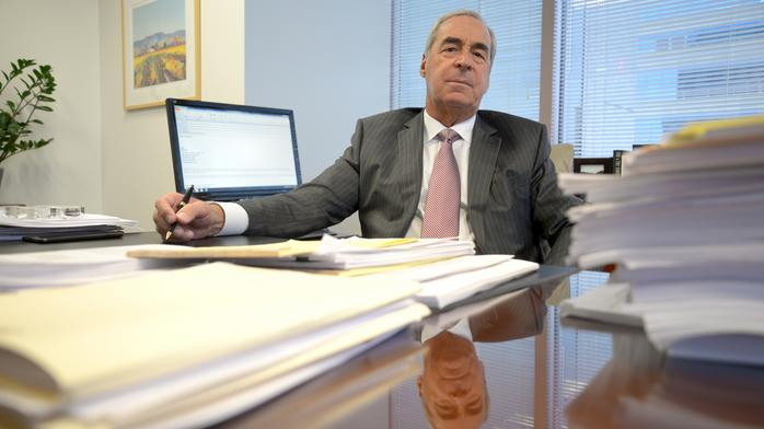 Local attorney represents some of area's most notorious defendants