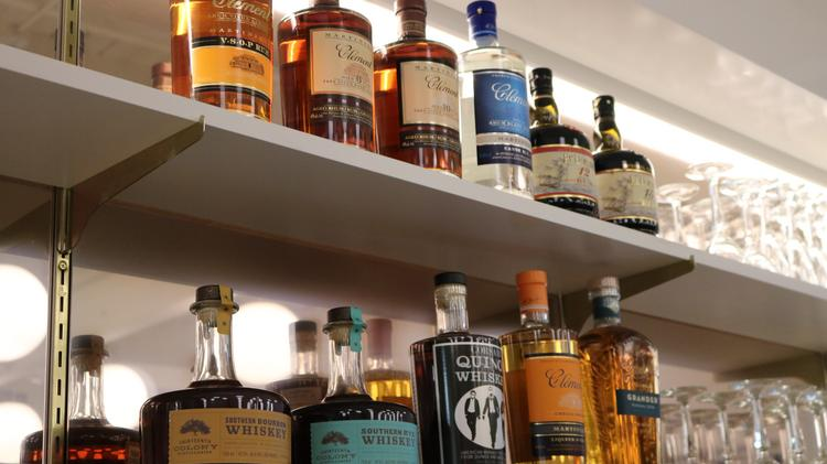 The State Of Ohio Is Cleaning House Putting More Than 700 Brands Liquor On