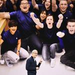 Apple's managers still overwhelmingly white and male