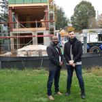 This local duo is building a new type of house in D.C. — with help from robots