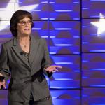 Olympic champion Bonnie Blair discusses success at Women of Influence Symposium