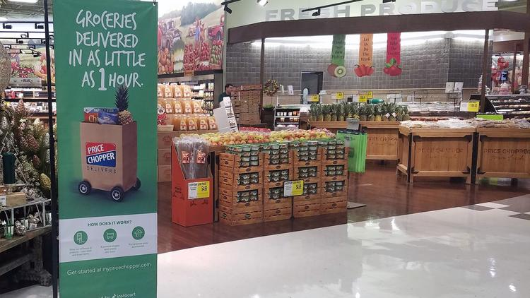 Price Chopper Now Offers Instacart Same Day Home Delivery Kansas City Business Journal