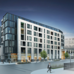 North Broadway apartment building approved; Marquette area project delayed