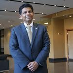 Five Questions: What NKU's new president learned from a road trip around India (Video)