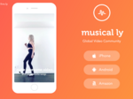 Music video app Musical.ly sold for $800M