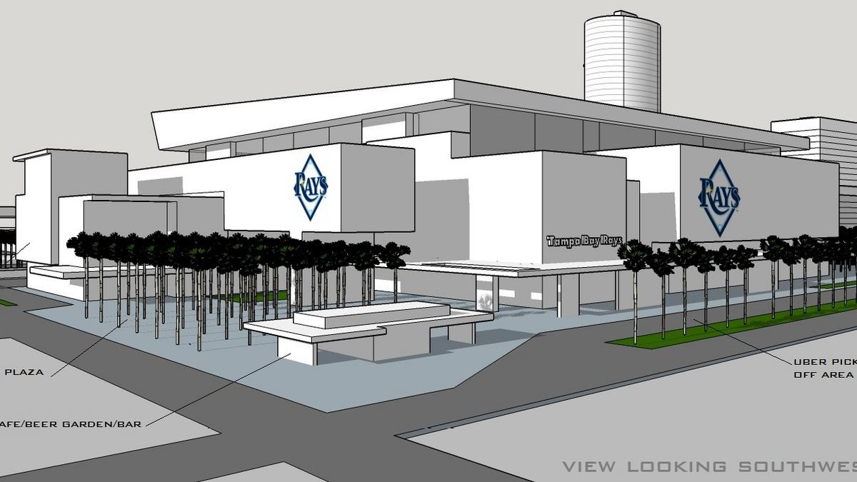 Here's what an Ybor City Rays stadium could look like ...