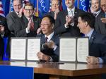 Exclusive: Ohio was one of three finalists for massive Foxconn project, new documents show