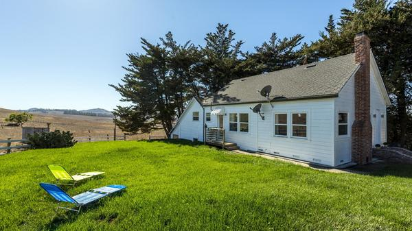 Perfect Mix of Vintage and Modern Located Just Outside Petaluma