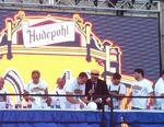 Record number raised steins to celebrate Oktoberfest