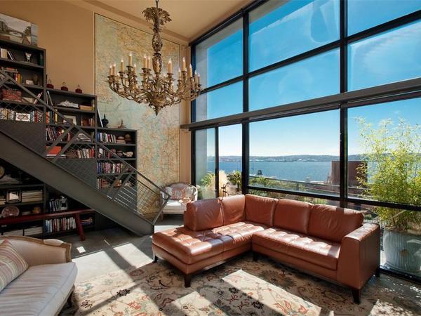 Home of the Day: Urban Loft in Belltown with Elliott Bay Views