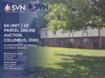 64-unit apartment portfolio with units near Clintonville, German Village hits auction block