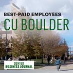 Colorado university salaries: See who tops the pay list at CU Boulder, CU System