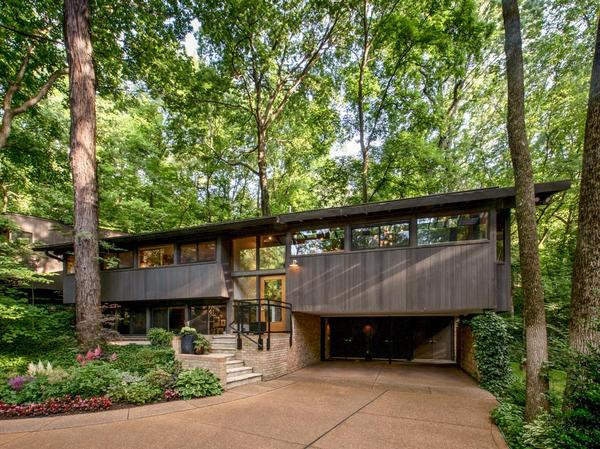 Home of the Day: Into The Woods