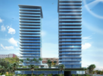 Developer seeks approval for two-tower condo project near ocean in Pompano Beach (Renderings)