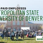 Colorado university salaries: See who tops the pay list at MSU Denver