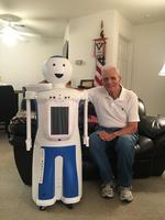 A robot roommate? How a local company plans to make life easier for seniors.