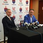 Cincinnati's proposed MLS team offers to pay for its own stadium