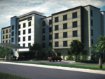 Marriott-branded hotel breaks ground near Mall at Wellington Green