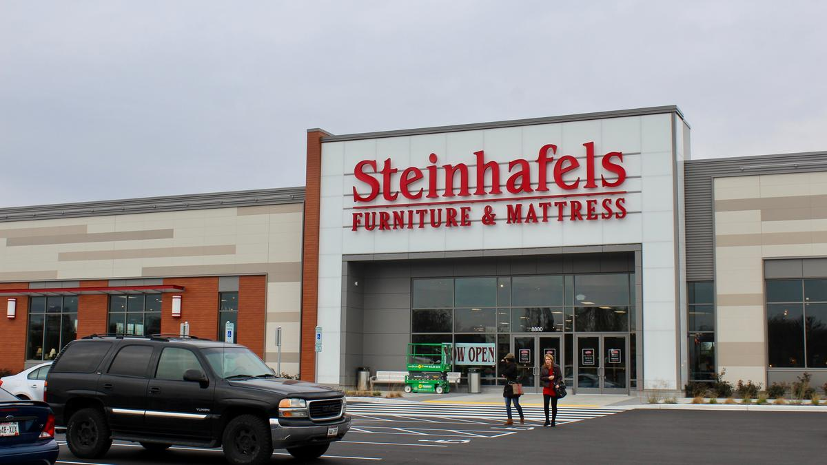 Steinhafels Quietly Opens New Greenfield Location At 84South: Slideshow    Milwaukee   Milwaukee Business Journal
