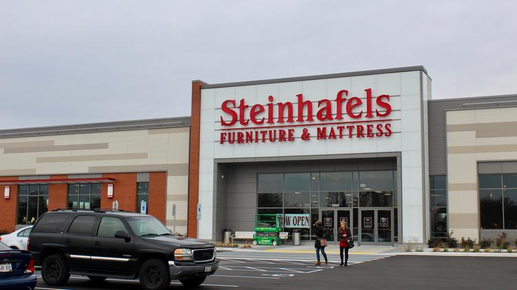 beautiful Steinhafels Appliances Part - 17: The new Steinhafels store is located at 8880 W. Sura Lane, Greenfield.