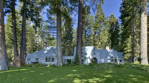 This $29.5 million 'Old Tahoe' estate is seeking a Bay Area buyer