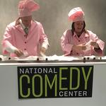 Comedy Center project advances with foundation support
