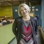 Emily Reichert of Greentown Labs: Women should be visible and heard