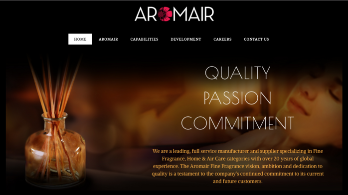 New Albany fragrance and air freshener maker acquired by beauty products maker