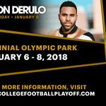 Diverse blend of musical talent headlining Atlanta's College Football Playoff National Championship free concert series