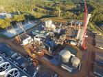 NTE makes progress on its N.C. merchant power plants