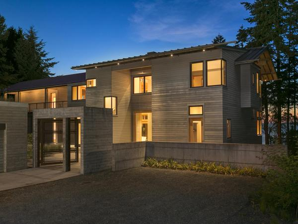 Home of the Day: Escape to Contemporary Living on Whidbey Island